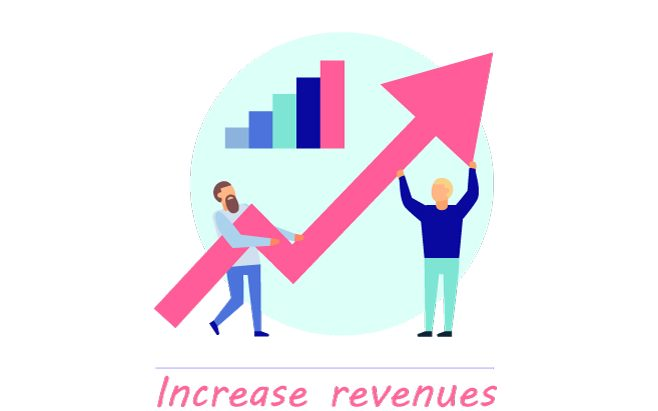 Increase Revenues Image